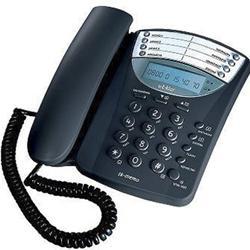Telefone Multifuncional com Fio T-Klar Tk-Memo Preto Viva Voz Identificador Calculadora Outlet