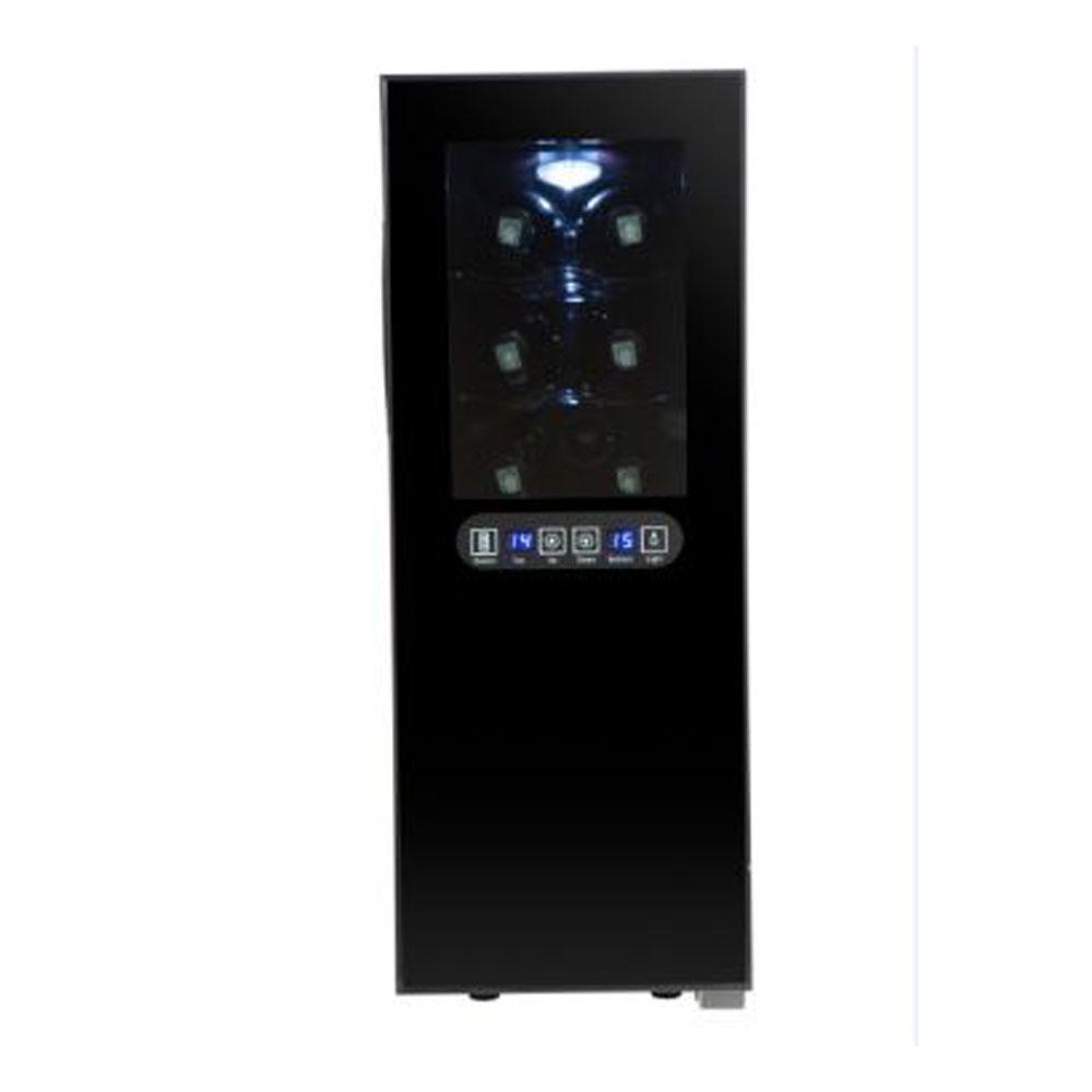 Adega Climatizada Digital 12 Garrafas Tocave M12 2 Temp Diferentes Tinto e Branco