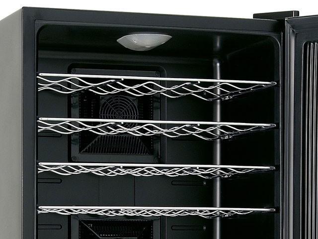 Adega Climatizada Digital Tocave T60D para 60 Garrafas de Vinho 220v (Semi-Nova)