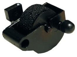 Rolete Cilindro Entintado Calculadora Ir30 Preto Sharp El 1701 Ir 30 El 1611/1611P Me 1701