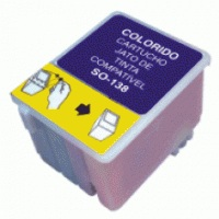 Cartucho Compatível Impressora Epson Stylus Color 300 Menno Gráfica So 20138