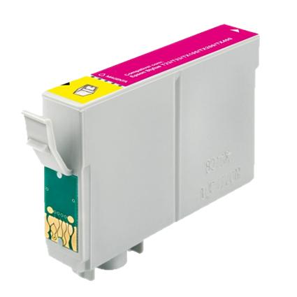 Cartucho Compatível Menno To823 Magenta para Epson Stylus Photo R270/R290/Rx590