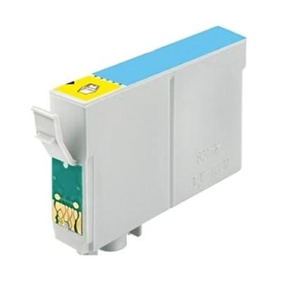 Cartucho Compatível Menno To825 Light Cyan para Epson Stylus R270/R290/Rx590