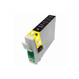 Cartucho Compatível Novo Para Impressora Jato De Tinta Epson Stylus Office T33 Preto Menno Gráfica