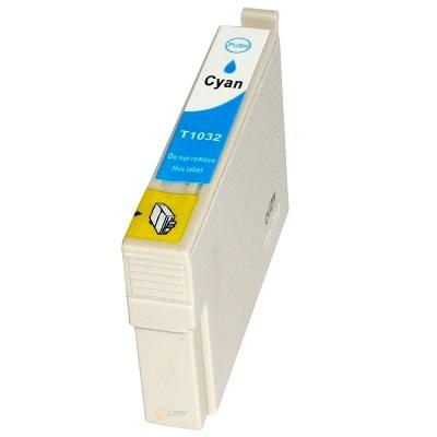 Cartucho Compatível Impressora Epson Stylus T40W Tx600Fw Tx550W 14Ml Cyan Menno Gráfica