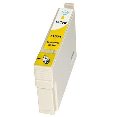 Cartucho Compatível Epson Stylus Office T40W Tx600Fw Tx550W 14Ml Yellow Menno Gráfica