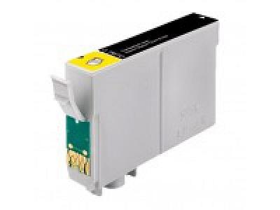 Cartucho Compatível Novo Para Impressora Jato De Tinta Epson Stylus Office T25 / Tx123 / Tx125 11,5ml Preto Menno Gráfica