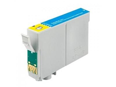 Cartucho Compatível Novo Para Impressora Jato De Tinta Epson Stylus Office T22 / T25 / Tx120 / Tx123 / Tx125 / Tx320f / Tx420w 14ml Cyan ref. T1332 Menno Gráfica