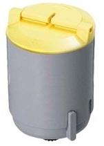 Cartucho Tonner Compatível Para Samsung Clp 300 / Clx 2160n / Clx 3160fn - Amarelo (1.000 Pg 5% De Cobertura) Menno Grafica