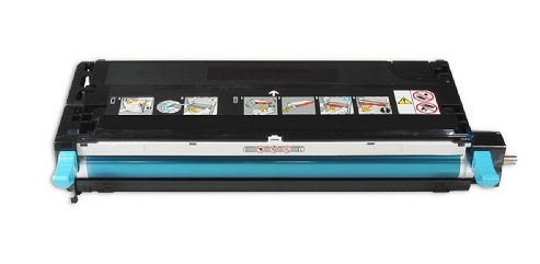 Cartucho Tonner Compatível Para Xerox Phaser 6180 - Cyan (6.000 Pg 5% De Cobertura) Menno Grafica