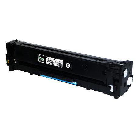 Cartucho Tonner Compatível Para Hp Cp4025/ Cp4525/ Cm4540 - Preto (8.500 Pg 5% De Cobertura) Menno Gráfica