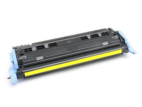 Cartucho Tonner Compatível Para Hp 2600 - Amarelo (2.000 Pg 5% De Cobertura) Menno Gráfica
