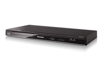 Blu-Ray Panasonic Dmp-Bd77Lb-K