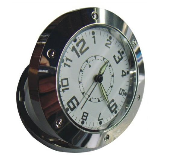 Relógio Filmadora de mesa com detecção de movimento Analógico - WorldCam