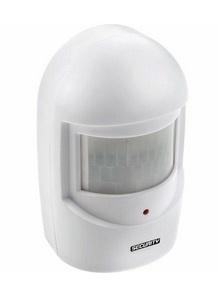 Detector de Movimento com Câmera Embutida e Visão Noturna Worldcam