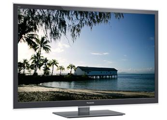 TV LED 3D Viera TC-L47ET5B - Panasonic
