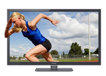 TV LED 3D Viera TC-L42ET5B - Panasonic