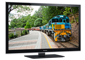 Tv Led Viera Tc-L42E5Bg Panasonic