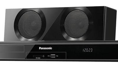 Blu-Ray Theater 3D Viera SC-BTT190LBK - Panasonic