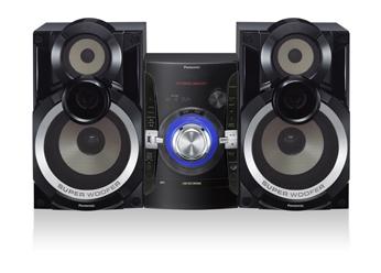 Mini System Sc-Akx54Lb-K Panasonic