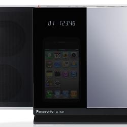 Micro System Sc-Hc37Pu-S Panasonic