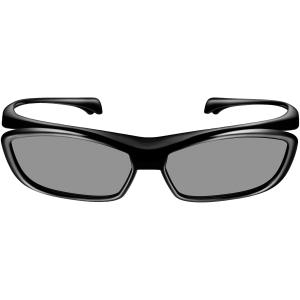 Óculos 3D Ty-Ep3D10Eb Panasonic