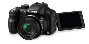 Câmera Digital Lumix Dmc-Fz150Puk Panasonic