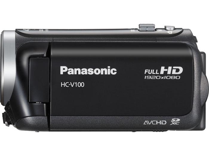 Filmadora Hc-V10Lb-K Panasonic