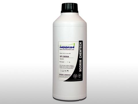 Tinta Moorim 1kg Impressora Hp Série 3000 Hp6656 Black Pigment