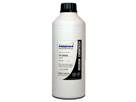 Tinta Moorim 1kg Impressora Epson Unifill Black Dye
