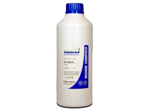 Tinta Moorim 1kg Impressora Epson Unifill Cyan Dye
