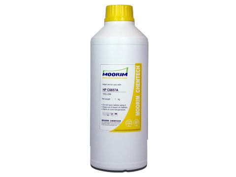 Tinta Moorim 1kg Impressora Epson Unifill Yellow Dye