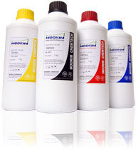 Kit 5Kg de Tintas Recarga Moorim Epson Pigmentada Pigment