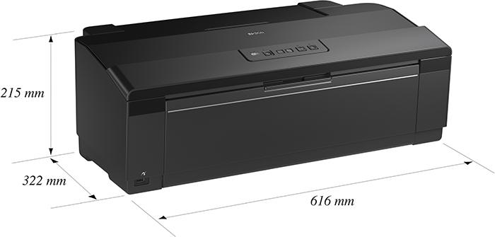 Impressora Epson Stylus Photo SP1430W - Jato de Tinta, 6 cores, Tamanho A3, Wi-Fi