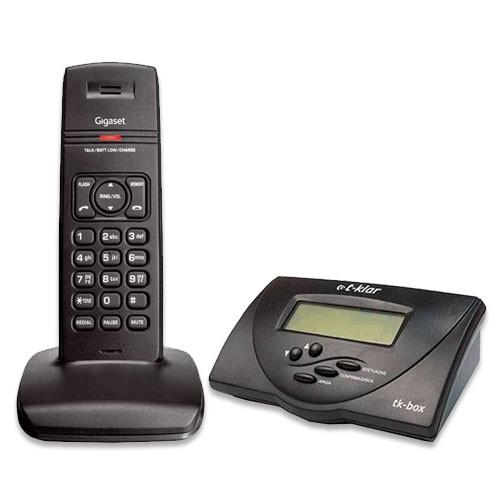 Telefone sem Fio Gigaset Ac620 Dect 6.0 Funcao Mute Preto
