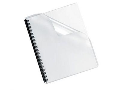 Capa para Encadernacao A4 Transparente com 100 Unid. Excentrix