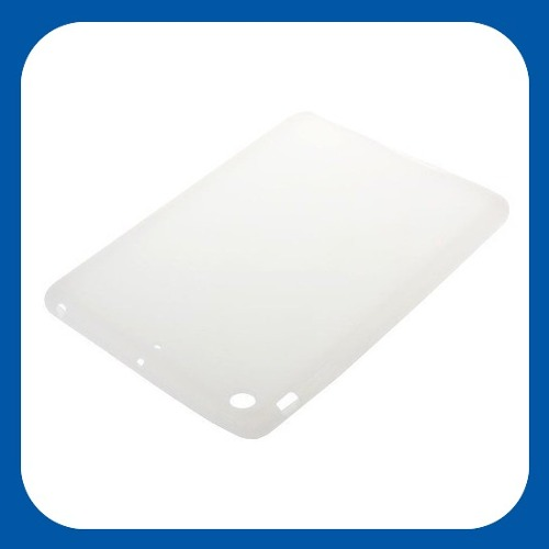 Capa Pad2 de Tpu Cor Branca com Furos Vazados