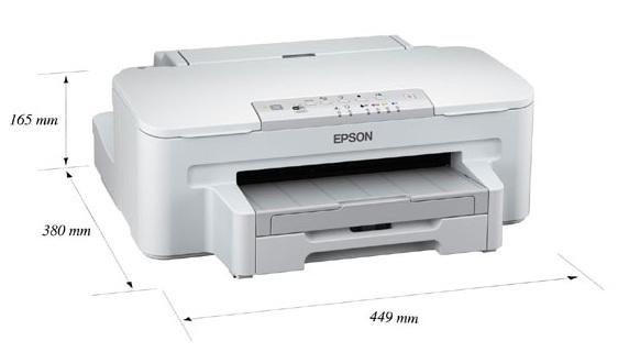 Impressora Epson Wireless Wf3012
