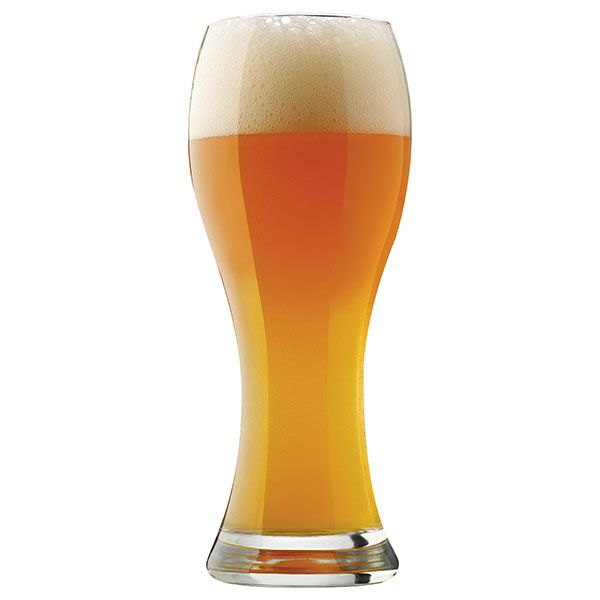 Set 4 Copos para Cerveja em Vidro Libbey Wheat Beer 680ml Craft Brew