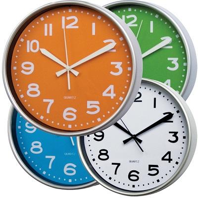 Relógio de Parede Prestige Collection 25 x 25 X 4,1 cm Rojemac 9834