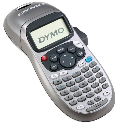 Rotulador Eletrônico Dymo Letratag Plus LT 100H Latam 1782120