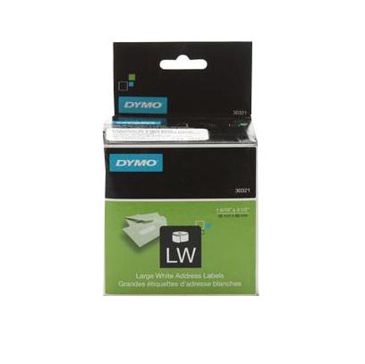 Módulo de Endereços Dymo Label Writer 450 30321 Grande 3,5x8,9cm 260 Etiquetas Cada