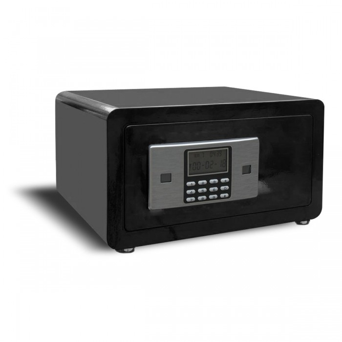 Cofre Antirroubo Safewell 23Da Med Ext (AxCxP) 230x430x370mm Capac 30L Senha 3 a 8 Dígitos