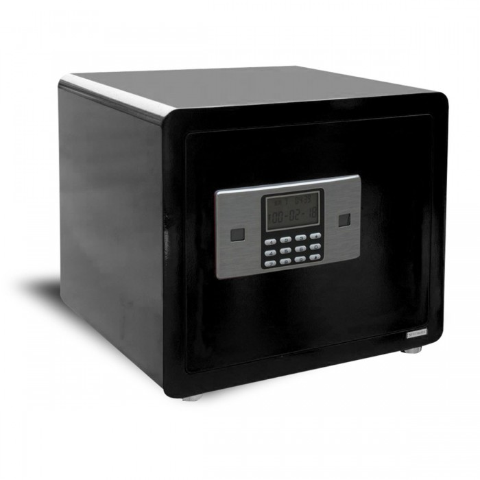Cofre Antirroubo Safewell 25Da Med.Ext (AxCxP) 250x380x250mm Capac 19L Senha 3 a 8 Dígitos