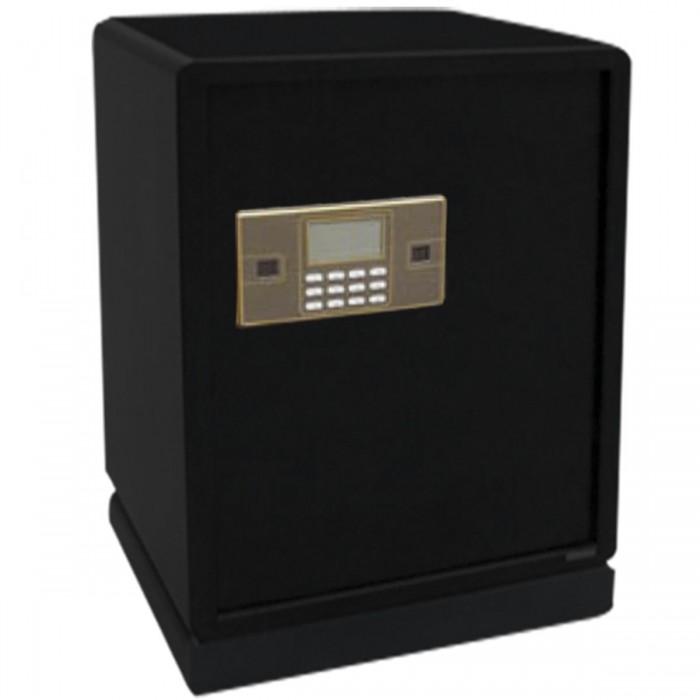 (FORA DE LINHA) Cofre Antirroubo Safewell 53-B DA - Medidas Externas (AxCxP): 610x450x360mm, Capacidade: 86L, Senha: 3 a 8 dígitos