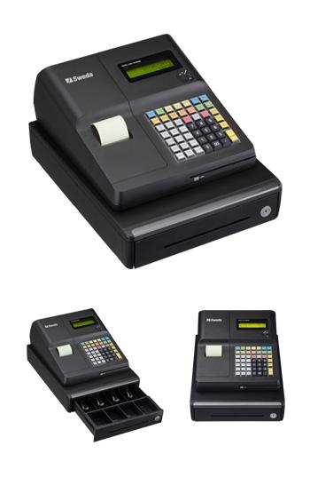 Caixa Registradora Eletrônica Não-Fiscal Sweda Sr-2571