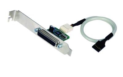Conversor Comm5 1P-USB-INT - Converte USB interno para 1 saída paralela LPT