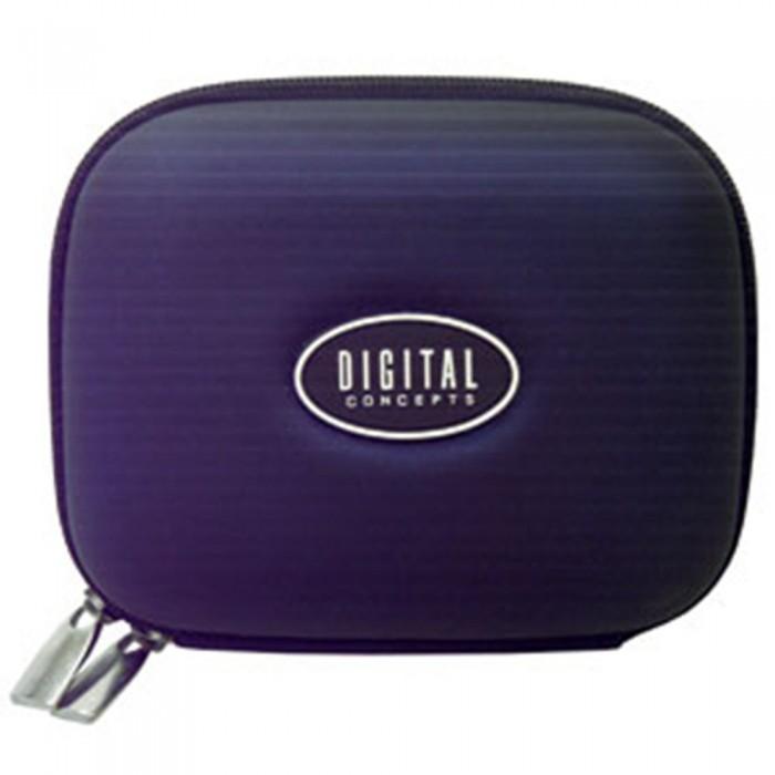 Estojo D-Concepts Hs50 Estojo Rígido para Câmera Digital Medidas (Axlxp) 10,0x13,0x6,5cm
