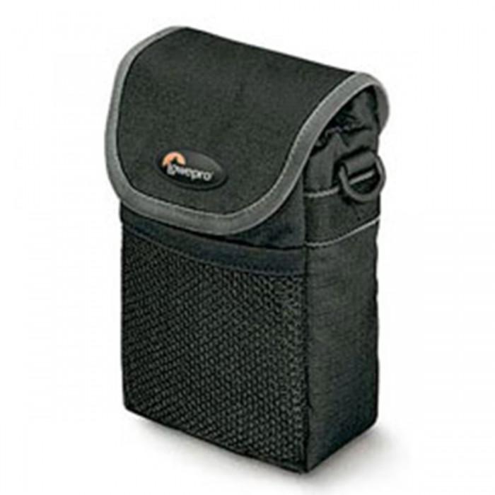 Estojo Lowepro Slip Lock Pouch Lp19523 para Câmera Compacta e Acessórios