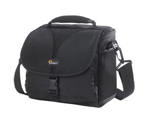 Bolsa Lowepro Rezo170AW LP34703 - p/ câmera DSLR, lentes e acessórios